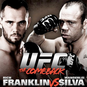 UFC 99 - The Comeback: Franklin vs Silva