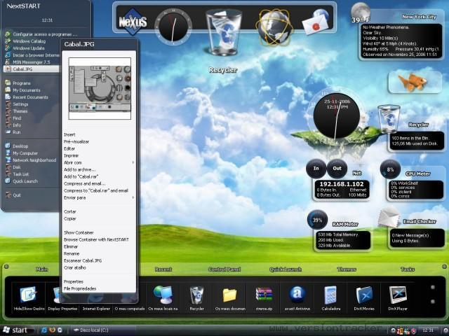 [most wanted] Windows XP Extreme Seven 2009 Final preview 0